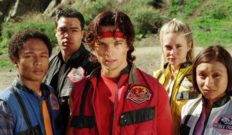 Ricardo Medina Jr. in Power Rangers Wild Force- Credit Saban