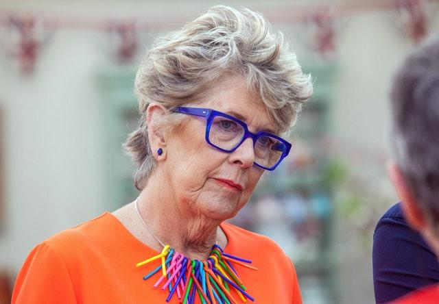 The Great British Bake Off judge Prue Leith