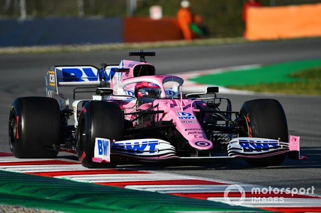 "Sergio Perez, Racing Point RP20 <span class=""copyright"">Mark Sutton / Motorsport Images</span>"