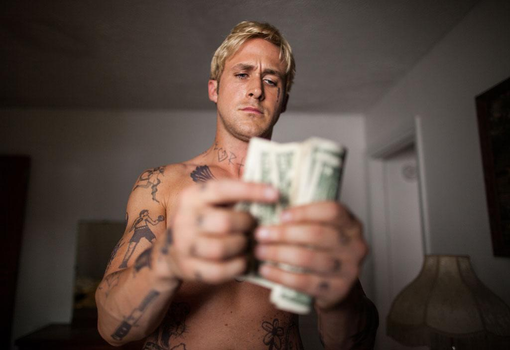 """Ryan Gosling in Focus Features' """"The Place Beyond The Pines"""" - 2013"""