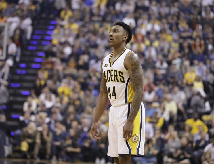 Jeff Teague was an All-Star in 2015. (AP)