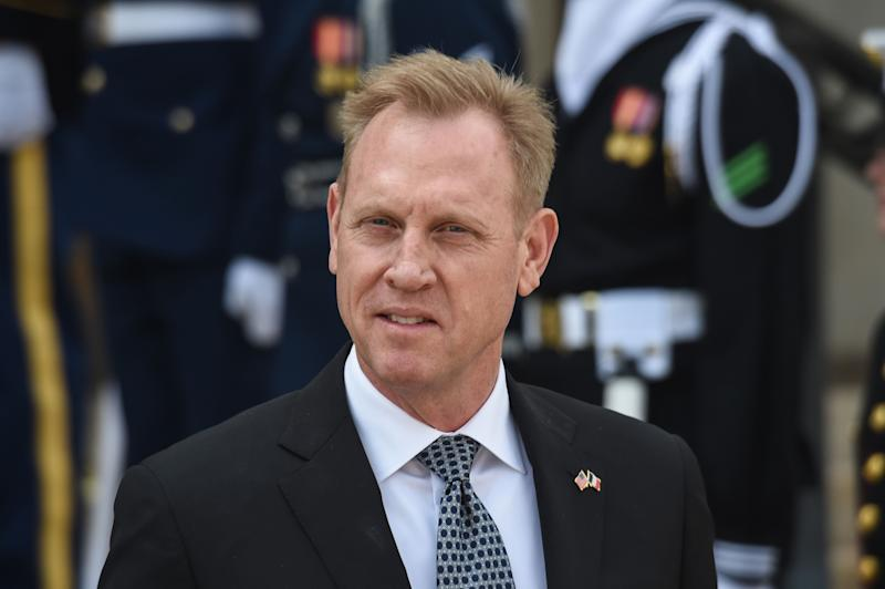 """""""Acting Secretary Shanahan stated that he supported an investigation into these allegations. We have informed him that we have opened this investigation,&rdquo; a Pentagon spokesman <a href=""""https://edition.cnn.com/2019/03/20/politics/shanahan-ig-ethics-investigation/index.html"""">told</a> CNN. (Photo: ERIC BARADAT via Getty Images)"""