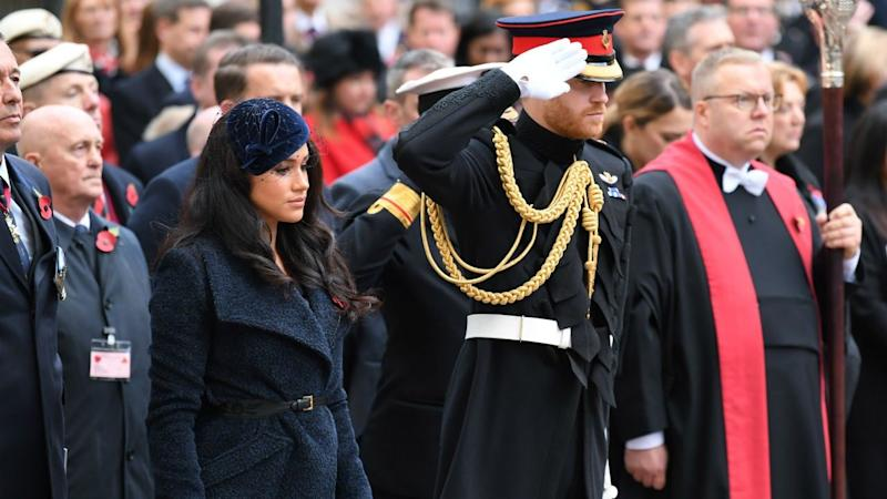 Royal Family Concerned for Prince Harry and Meghan Markle's Well-Being After Seeing Documentary