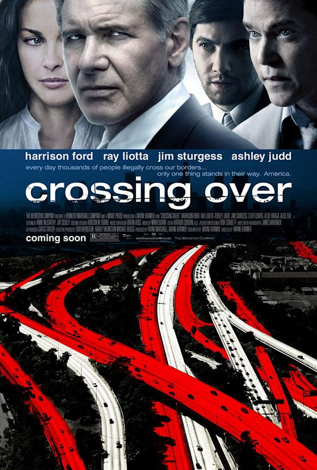 """The Weinstein Company's <a href=""""http://movies.yahoo.com/movie/1809837407/info"""">Crossing Over</a> - 2009"""