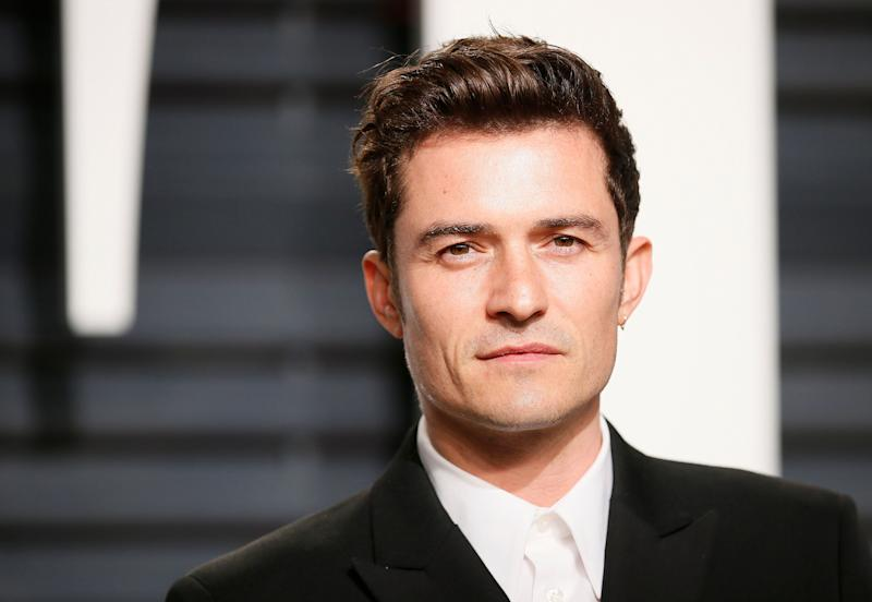 89th Academy Awards - Oscars Vanity Fair Party - Beverly Hills, California, U.S. - 26/02/17 – Actor Orlando Bloom. REUTERS/Danny Moloshok