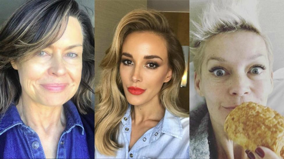 <p>How the stars are getting Logies ready</p>