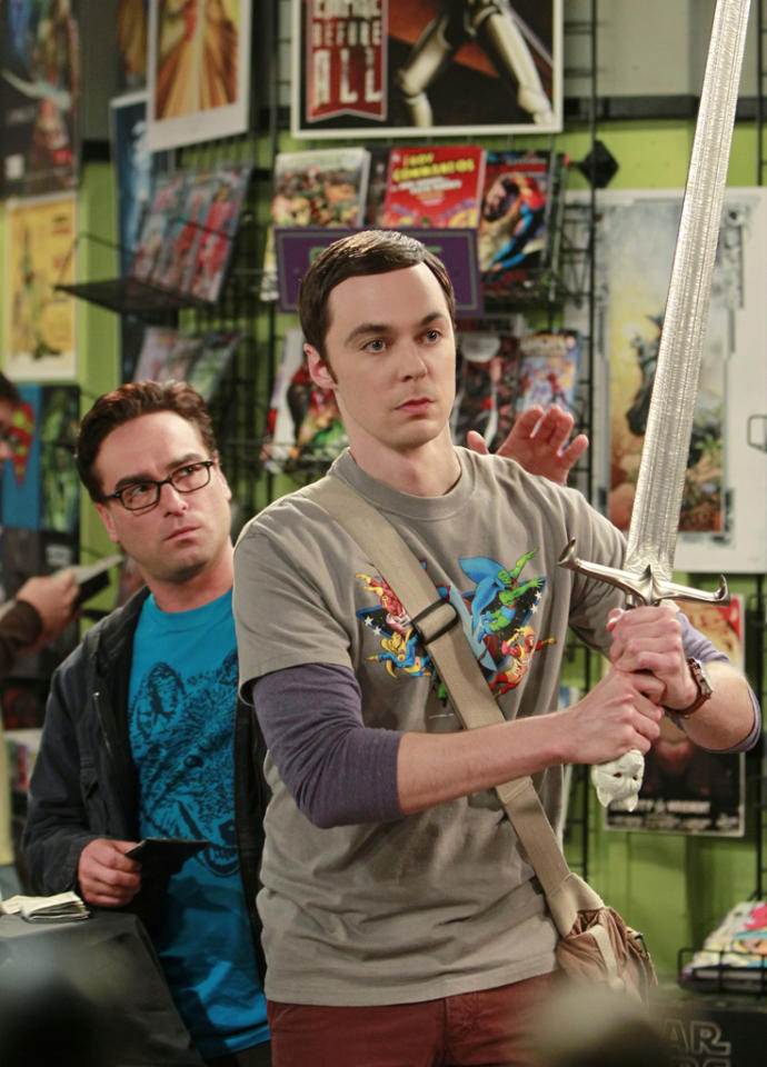 """<p><b>3. Sheldon & Leonard (""""<a href=""""http://tv.yahoo.com/big-bang-theory/show/39758"""">The Big Bang Theory</a>"""") </b><br><br>  We can't imagine either of them being able to live with anyone else. Honestly, who else would abide by that kind of ridiculous roommate agreement? These two are perfect for each other, despite all of their odd preferences about seating arrangements and driving. In fact, it's their little quirks (and constant geek references) that actually earned them a spot so high on this list. </p>"""