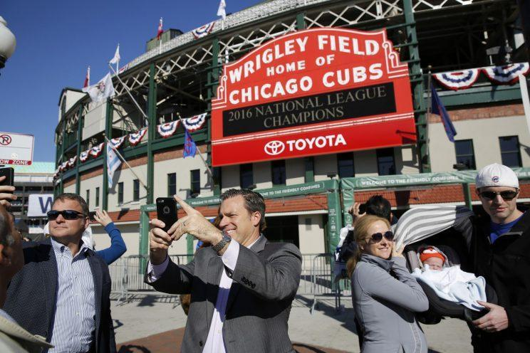 It's going to cost quite a bit to go to a World Series game at Wrigley Field. (Getty Images/Chicago Tribune)