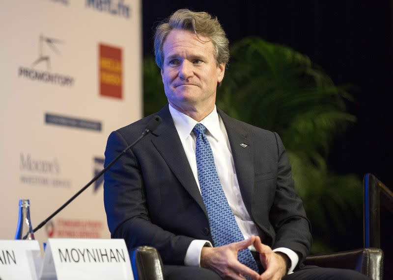 Moynihan reshapes Bank of America for an era without big