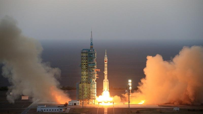 Mystery surrounds China's launch of reusable experimental spacecraft