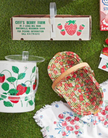 """<p>Spring is the perfect time for strawberry picking, and chances are, there's a <a href=""""https://www.countryliving.com/life/travel/a39092/cherry-picking/"""" rel=""""nofollow noopener"""" target=""""_blank"""" data-ylk=""""slk:farm or orchard"""" class=""""link rapid-noclick-resp"""">farm or orchard</a> near you that's open and will let your whole family come out and <a href=""""http://www.pickyourown.org/"""" rel=""""nofollow noopener"""" target=""""_blank"""" data-ylk=""""slk:pick your own"""" class=""""link rapid-noclick-resp"""">pick your own</a>. (Just maintain distance from other pickers!) Bring your camera and document all the fun, then follow it up with strawberry shortcake. If Mom can't join in, get the adventure on video and have your kids film sweet tributes from the field. <br></p>"""