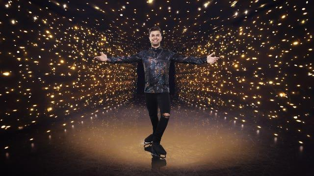 Sonny Jay is heading into the Dancing On Ice final (