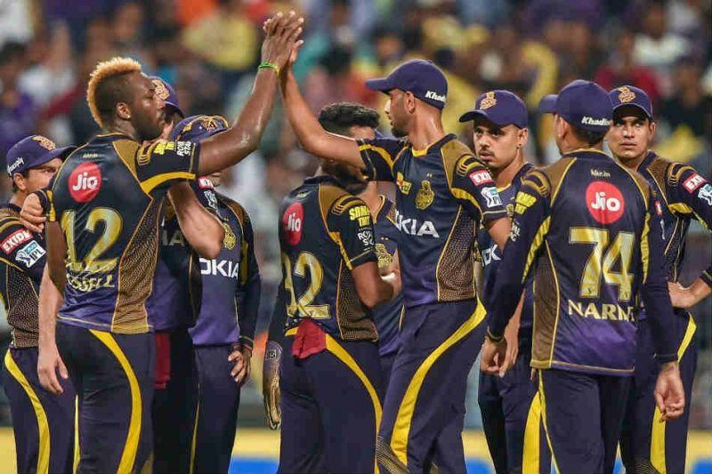 KKR have won the title 2 times