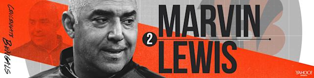 2. Marvin Lewis, Cincinnati (Yahoo Sports)