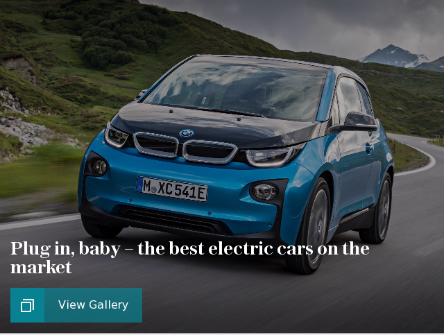 Plug in, baby – the best electric cars on the market