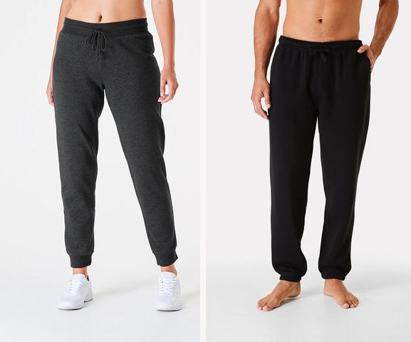 Kmart women's and men's track pants
