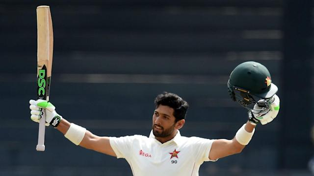 Just a third Test win outside Zimbabwe is within the grasp of Graeme Cremer's side after Sikandar Raza led the resistance against Sri Lanka