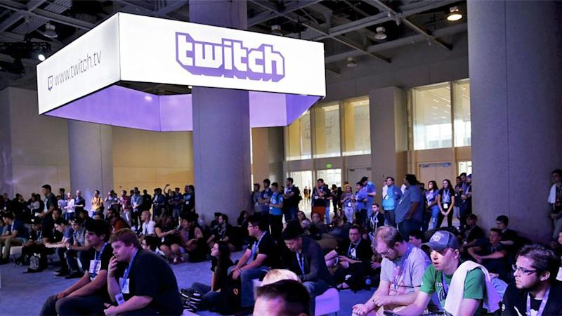 Twitch caters to the entire video game industry and popular users make a living out of entertaining other gamers. Photo: Reuters/Robert Galbraith