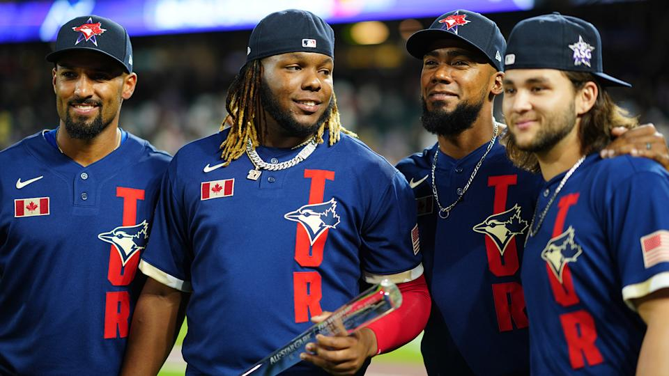 A lot has changed since the Blue Jays were last in Toronto. (Photo by Daniel Shirey/MLB Photos via Getty Images)