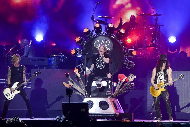 Guns N' Roses add North American dates to 2020 world tour