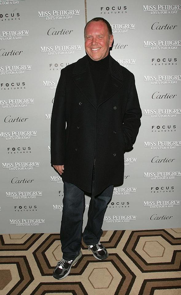 "American designer and ""Runway"" judge Michael Kors is known for his sharp eye and even sharper tongue. Jim Spellman/<a href=""http://www.wireimage.com"" target=""new"">WireImage.com</a> - March 2, 2008"