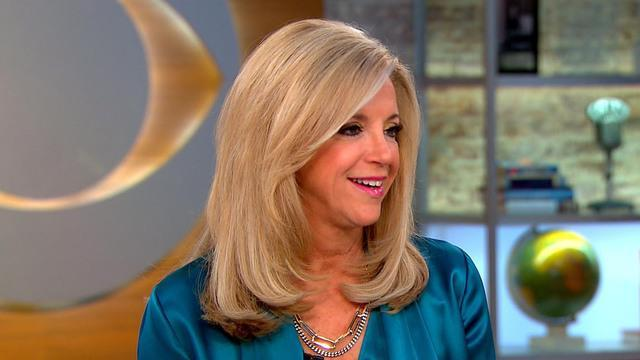 Joy Mangano built a multibillion-dollar empire by creating products to solve everyday problems, starting with the Miracle Mop 30 years ago. Mangano has more than 100 patents and trademarks for her inventions. (Photo: CBS)