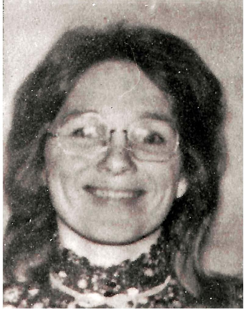 This undated photo provided by the San Luis Obispo County Sheriff's Office shows murder victim Jane Morton Antunez, whose body was found in her car in Atascadero, Calif., on Nov. 18, 1977. Authorities say DNA evidence has linked the cold-case rape and murder of two women in California's Central Coast to a man who died in a prison in Washington state. The San Luis Obispo County Sheriff's Office said Wednesday, April 17, 2019 that DNA obtained from items owned by Arthur Rudy Martinez recently matched DNA left by the suspect in two killings in Atascadero in the late 1970s.