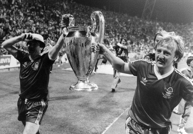Nottingham Forest 1979 European Cup final winners