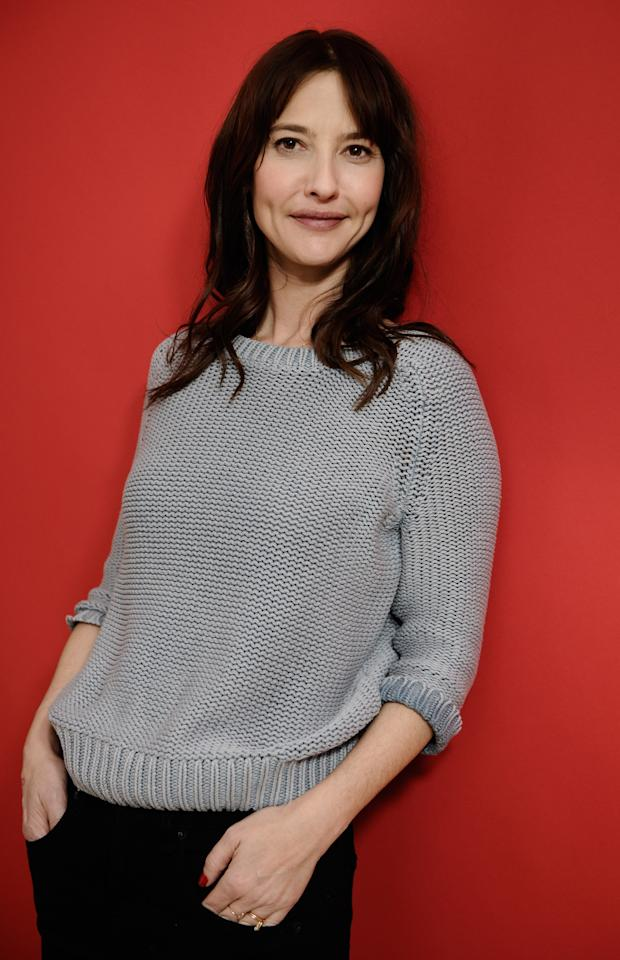 PARK CITY, UT - JANUARY 24:  Actress Alexia Landeau poses for a portrait during the 2012 Sundance Film Festival at the Getty Images Portrait Studio at T-Mobile Village at the Lift on January 24, 2012 in Park City, Utah.  (Photo by Larry Busacca/Getty Images)