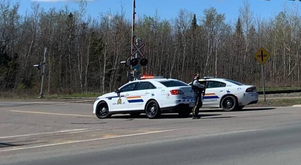 On May 13, RCMP urged Moncton residents to stay inside after receiving a report of shots fired in the Centennial Park area. (Tori Weldon/CBC - image credit)