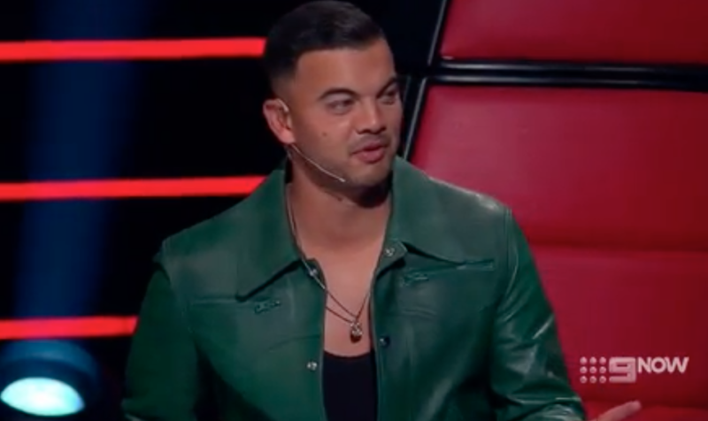 The Judges, especially Guy Sebastian, were flabbergasted. Photo: Nine