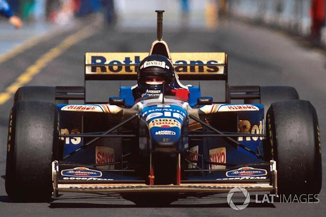 "1996 Damon Hill, Williams <span class=""copyright"">Sutton Images</span>"