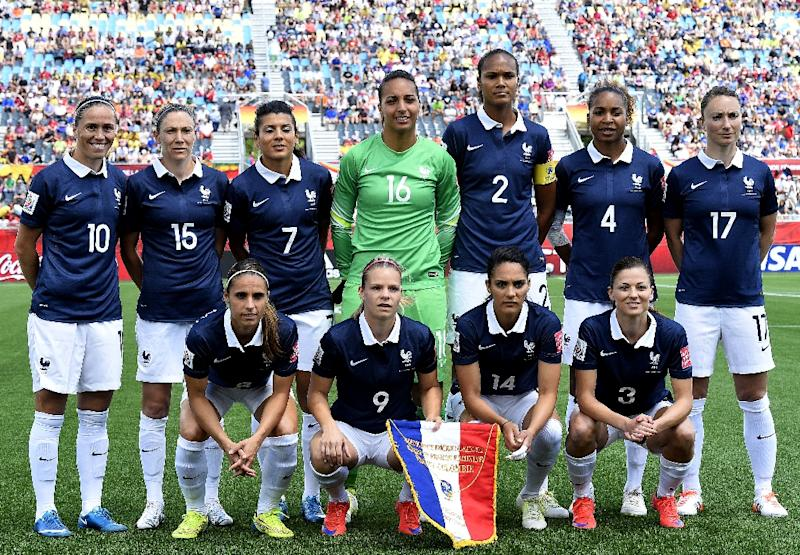 France, England, Colombia chase last 16 at Women's World Cup