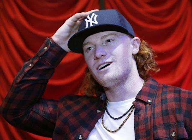 Clint Frazier had an unusual request for the Yankees. (AP)