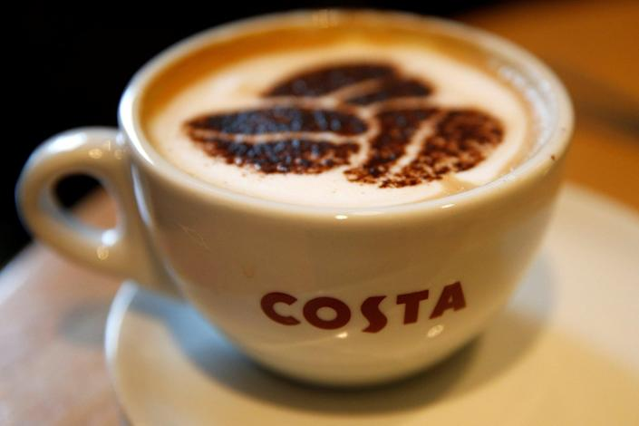 A sweet deal? Coca-Cola is paying £3.9bn for Costa Coffee: Reuters