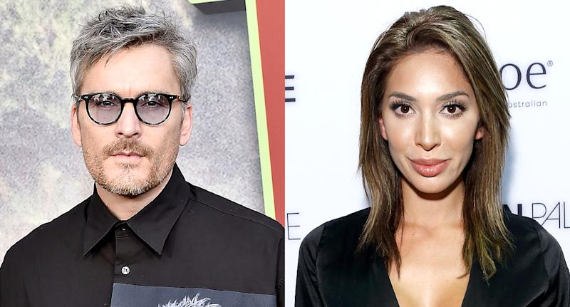 Balthazar Getty is defending Farrah Abraham. (Photo: Getty Images)