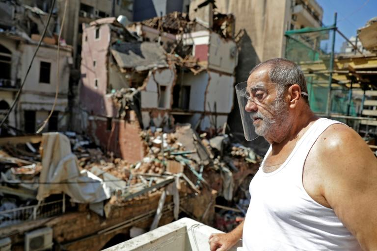 Diplomatic flurry in blast-hit Lebanon as aid effort expands