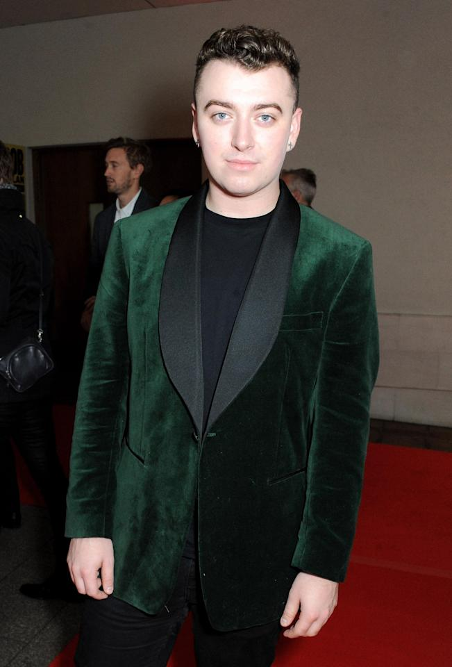 <p>Sam Smith burst onto the music scene in 2012 after featuring on the hit Disclosure track 'Latch'.</p>