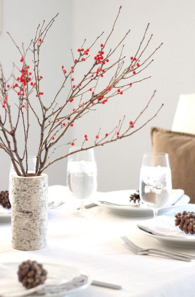 """<p>While fresh florals are hard to find come January, branches and berries are easy to source and look beautiful in this birch vase.</p><p><strong>Get the tutorial at <a href=""""https://julieblanner.com/diy-birch-vase/"""" rel=""""nofollow noopener"""" target=""""_blank"""" data-ylk=""""slk:Julie Blanner"""" class=""""link rapid-noclick-resp"""">Julie Blanner</a>.</strong></p><p><a class=""""link rapid-noclick-resp"""" href=""""https://www.amazon.com/Large-Birch-Fireplace-Log-Five/dp/B00XK0RGAO/ref=pd_bxgy_3/134-9728147-4284217?_encoding=UTF8&pd_rd_i=B00XK0RGAO&pd_rd_r=a426f82b-96d8-416c-a63f-af0bf54e361e&pd_rd_w=8jGFs&pd_rd_wg=E3nee&pf_rd_p=ce6c479b-ef53-49a6-845b-bbbf35c28dd3&pf_rd_r=X7ATBJAMEC9Z0SM7GHVZ&psc=1&refRID=X7ATBJAMEC9Z0SM7GHVZ&tag=syn-yahoo-20&ascsubtag=%5Bartid%7C10050.g.23489557%5Bsrc%7Cyahoo-us"""" rel=""""nofollow noopener"""" target=""""_blank"""" data-ylk=""""slk:SHOP BIRCH LOGS"""">SHOP BIRCH LOGS</a><br></p>"""