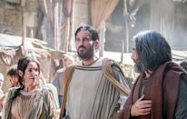 """<p>Released in 2018, <strong>Apostle</strong> is about a son who returns home and learns his sister is being held in a religious cult. In an attempt to save her, the son visits the cult, only to uncover a shockingly evil secret. </p> <p>Watch <a href=""""http://www.netflix.com/title/80158148"""" class=""""link rapid-noclick-resp"""" rel=""""nofollow noopener"""" target=""""_blank"""" data-ylk=""""slk:Apostle""""><strong>Apostle</strong></a> on Netflix now.</p>"""