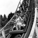 <p>There are two types of people when it comes to riding roller coasters: those who are like the girl on the left and those like the girl on the right.</p>