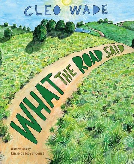 what the road said cover