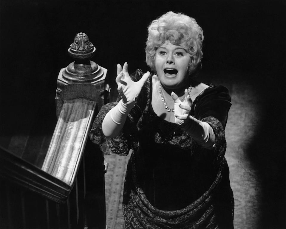WHO SLEW AUNTIE ROO?, Shelley Winters, 1971