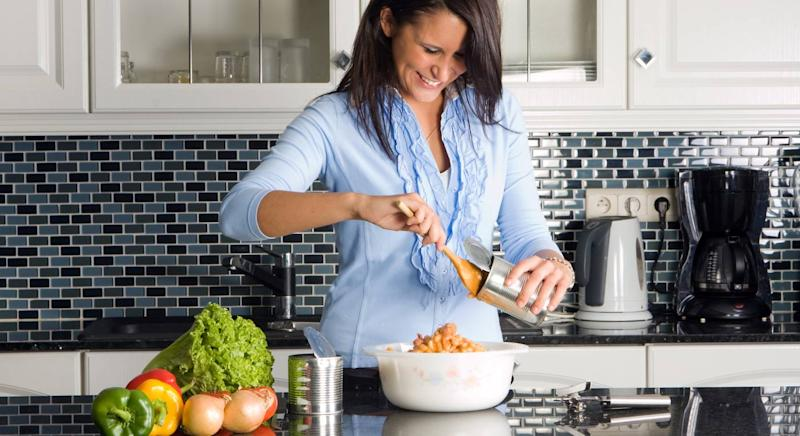 This top-rated can opener does the hard work for you. (Getty Images)