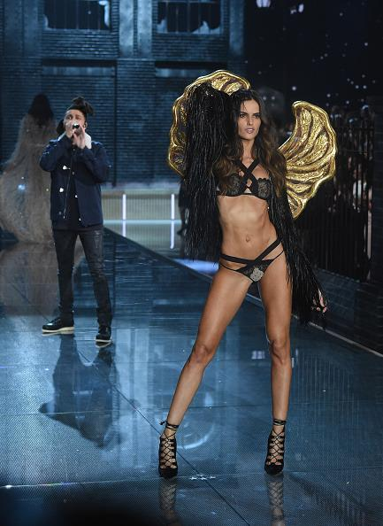 <p>After 14 years walking Victoria's Secret Fashion Shows, Alessandra Ambrosio still loves it — and it shows. </p>