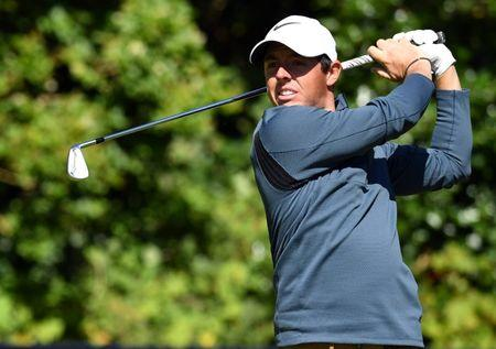 The Open: Rory McIlroy delighted with second-day performance
