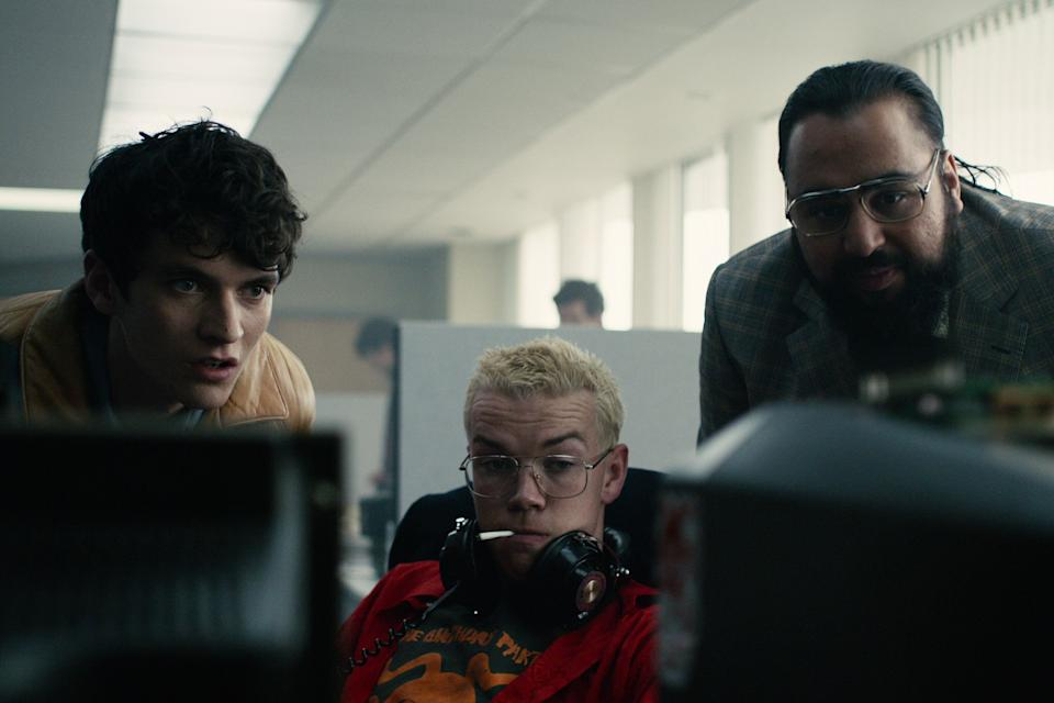 <i>Black Mirror 'Bandersnatch'</i> allowed viewers to choose their own outcome to various dilemmas throughout the show. (Netflix)