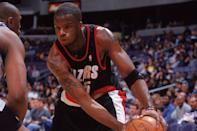 <p>Jermaine O'Neal committed to the University of South Carolina right out of high school in 1996. </p>
