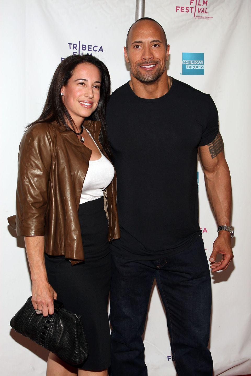 <p>Johnson and Garcia co-founded the production company Seven Bucks Productions while they were married and, despite their 2008 divorce, they continue to run it together, as well as co-parent their daughter Simone.</p>