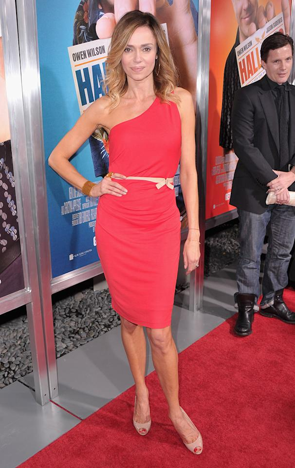 """<a href=""""http://movies.yahoo.com/movie/contributor/1800156570"""">Vanessa Angel</a> attends the Los Angeles premiere of <a href=""""http://movies.yahoo.com/movie/1810133702/info"""">Hall Pass</a> on February 23, 2011."""